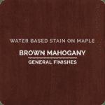 Brown Mahogany