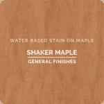Shaker Maple
